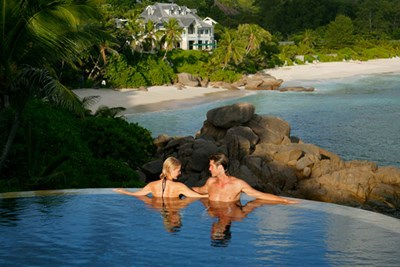 Honeymoon Ideas: Banyan Tree Hotel Seychelles