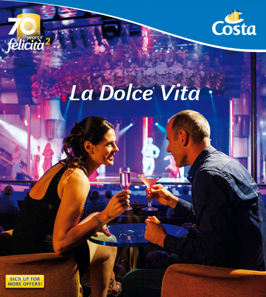 Five Star Deals: La Dolce Vita
