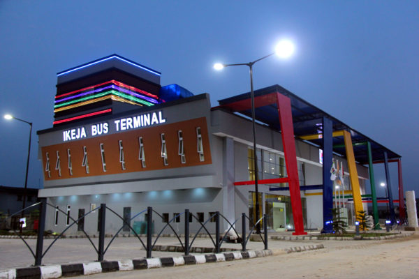 Travel News: Lagos State Commissions New Bus Terminal