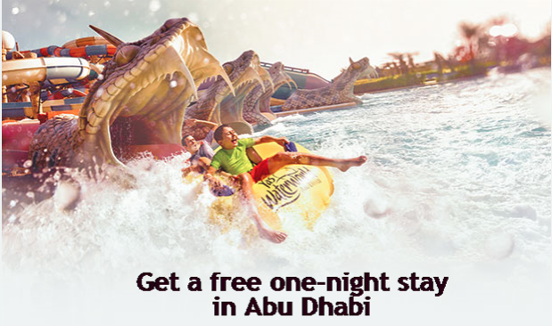 Five Star Deals: Enjoy a Free Night in Abu Dhabi with Etihad