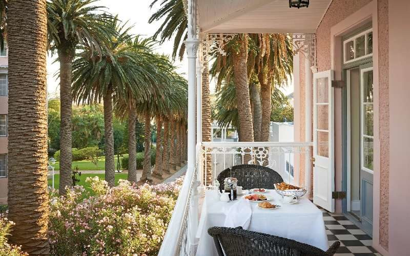 Places We Love: The Belmont Mount Nelson Hotel, Cape Town