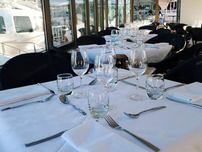 Places We Love: The Alba Restaurant Boat