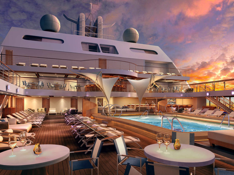 Vacation Ideas: Seabourn Extraordinary Destinations!