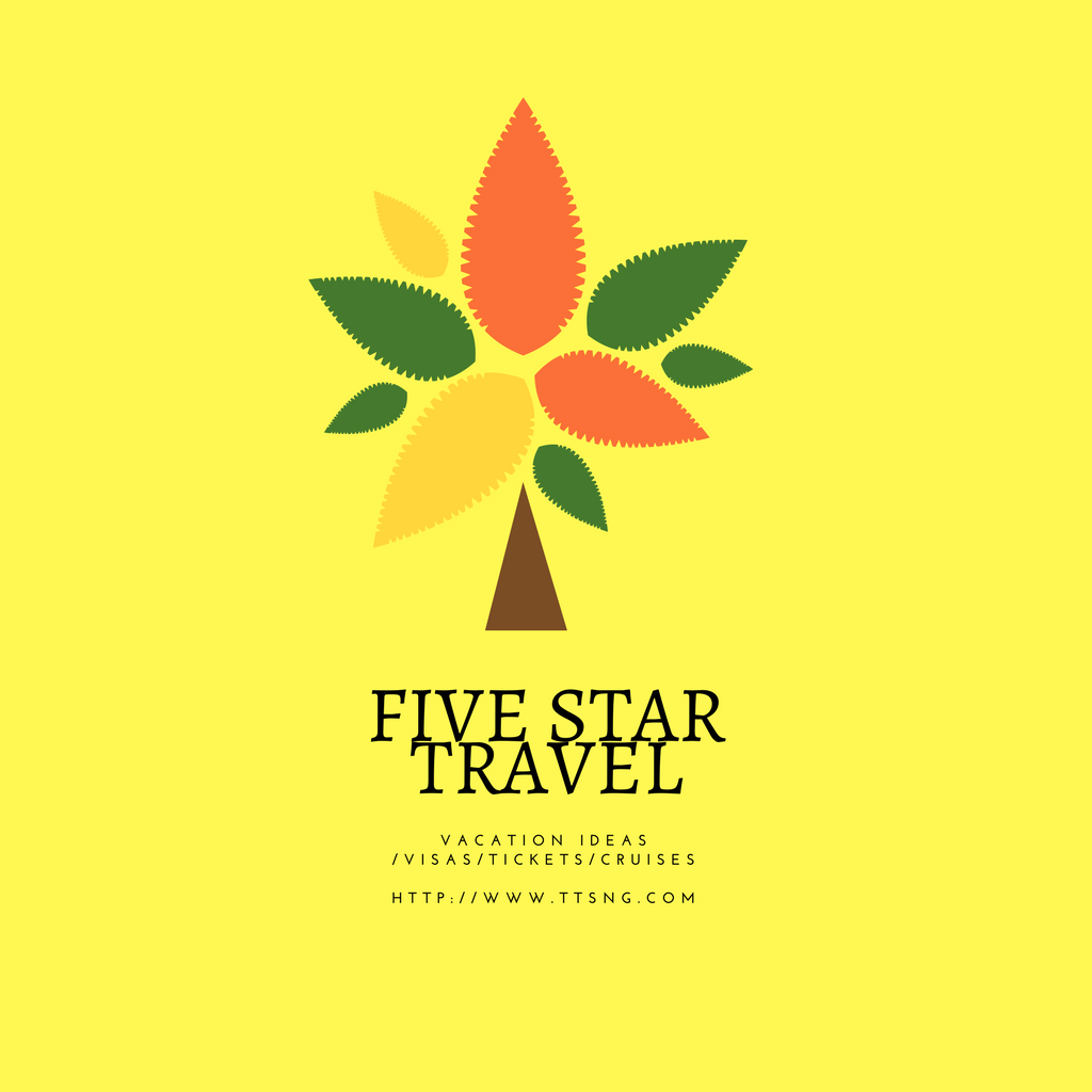 The Five Star Travel Blog