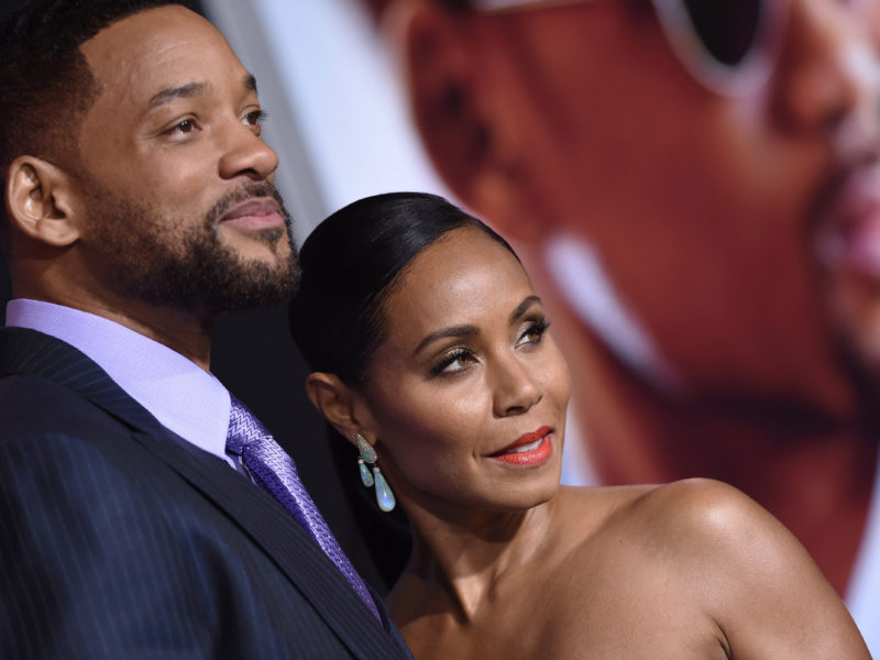 People We Love: Will and Jada Smith
