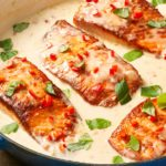 FOODIE: Creamy Coconut Lime Salmon