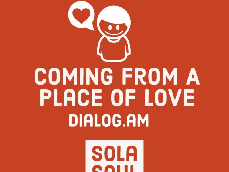 Lifestyle: Coming From A Place of Love Debuts on Dialog
