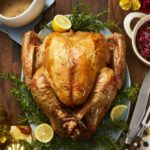 Foodie: Dry-Brined Rosemary Roasted Turkey